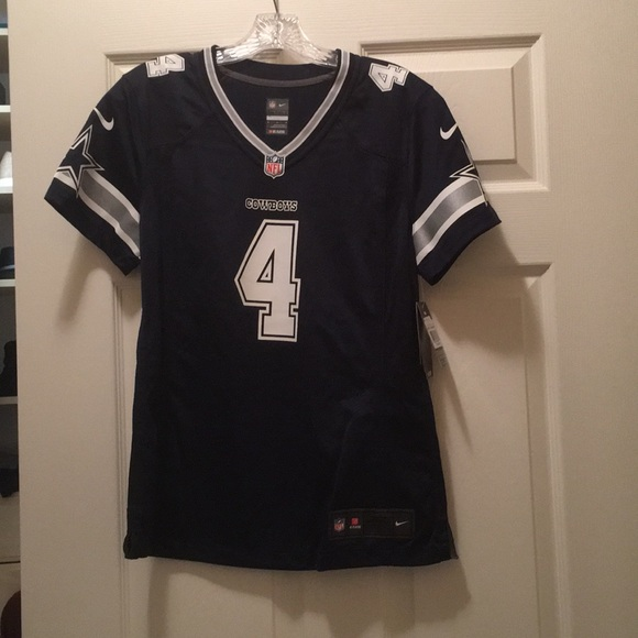 d62db0876 Dak Prescott Dallas Cowboys Nike Women s Jersey